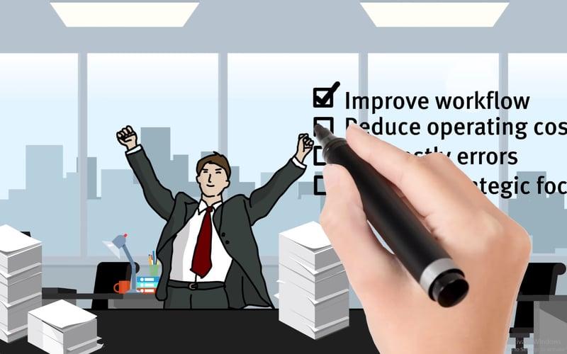 Xledger Cloud ERP Automation Explainer Thumbnail