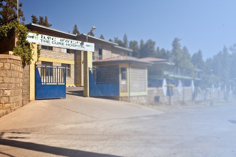Cure Hospital Ethiopia