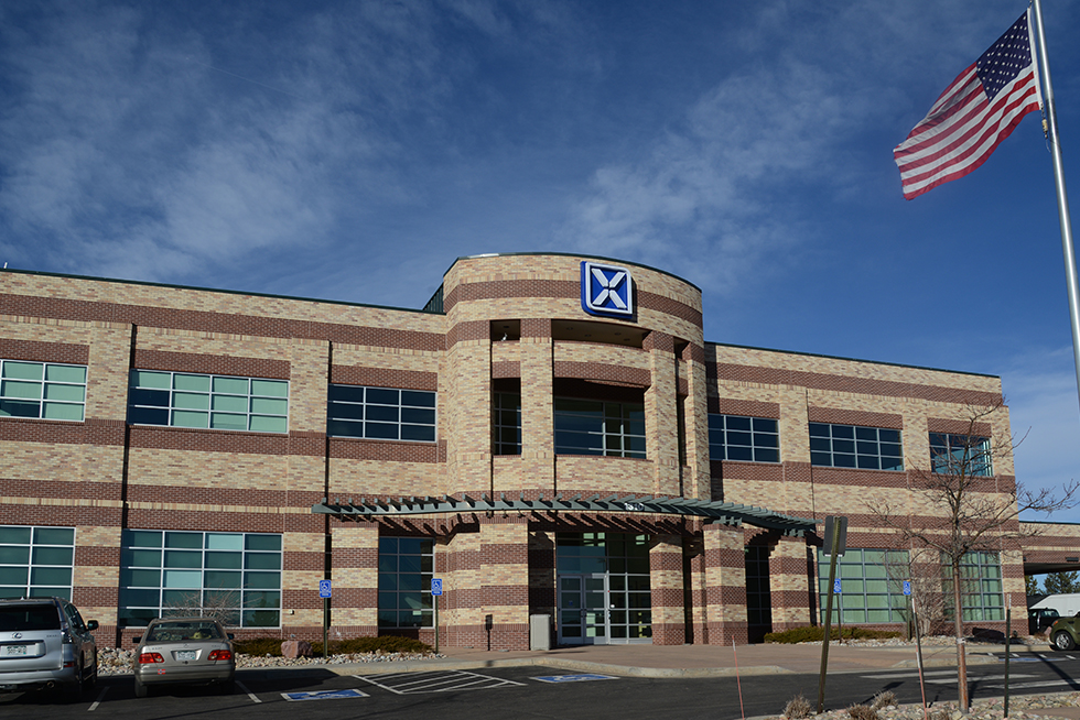 Xledger's headquarters in Colorado Springs