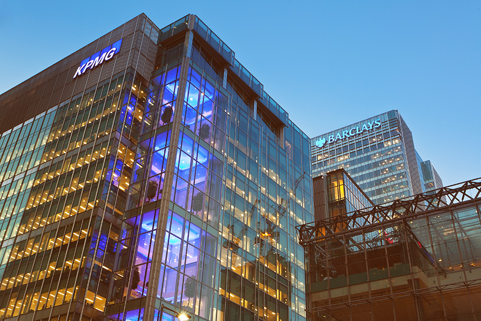 A look at KPMG's headquarters